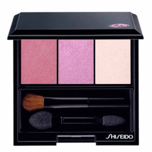 Shiseido Luminizing Satin Eye Color Trio Pk403 - Deep Pink/Pink/Light Pink