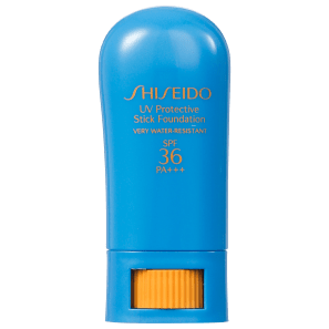 Shiseido Sun Care Sun Protection Stick Foundation FPS 36 Fair Ivory - Base em Bastão 9g