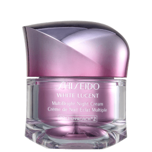 Shiseido White Lucent MultiBright Night Cream - Creme Clareador de Manchas 50ml