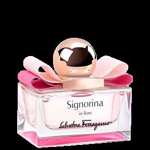 Signorina in Fiore Salvatore Ferragamo Eau de Toilette - Perfume Feminino 30ml