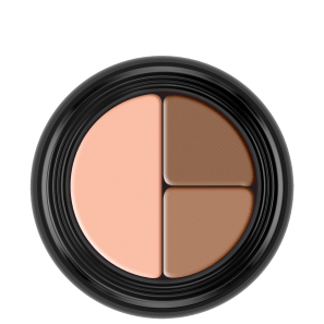 Smashbox Brow Tech Trio Taupe/Soft Brown - Sombra para Sobrancelha 1,67g