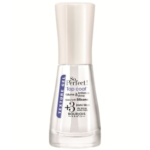 Bourjois So Perfect! Top Coat Shine - Cobertura Extra Brilho 10ml