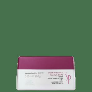 SP System Professional Color Save - Máscara Capilar 200ml