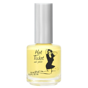 the Balm Hot Ticket Nail Polish Esmalte Mellow Yellow