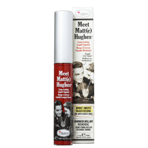 the Balm Meet Matt(e) Hughes Loyal - Batom Líquido 7,4ml