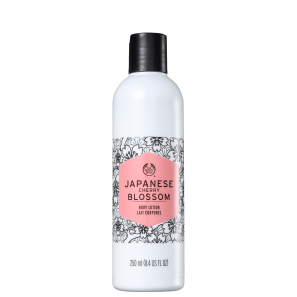 The Body Shop Japanese Cherry Blossom - Loção Corporal 250ml