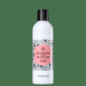 The Body Shop Japanese Cherry Blossom - Loção Corporal 250ml