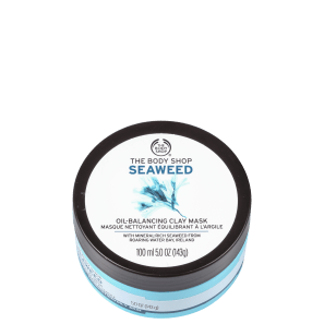 The Body Shop Seaweed Oil-Balancing Clay - Máscara Facial 100ml