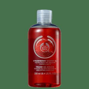 The Body Shop Strawberry - Gel de Banho 250ml