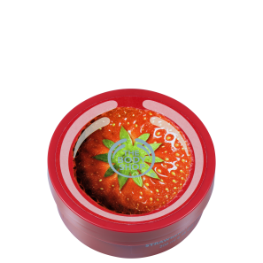 The Body Shop Strawberry - Manteiga Hidratante Corporal 200ml