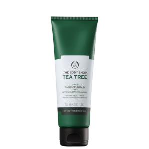 The Body Shop Tea Tree 3-in-1 - Creme Multifuncional 125ml
