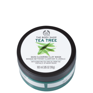 The Body Shop Tea Tree Skin Clearing Clay - Máscara Facial 100ml