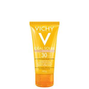 Vichy Idéal Soleil Efeito Base FPS 30 - Protetor Solar com Cor 40g