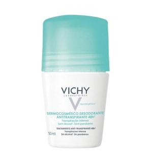 Vichy Traitement Anti-Transpirant 48h - Desodorante Roll-on 50ml