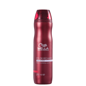 Wella Professionals Color Recharge Cool Blonde - Shampoo Desamarelador 250ml