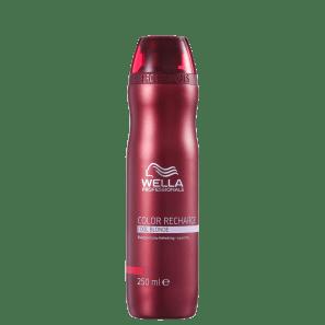 Wella Professionals Color Recharge Cool Blonde - Shampoo Desamarelador 250ml