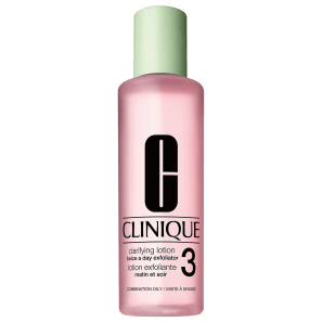 Clinique Clarifying Lotion 3 - Loção Esfoliante Facial 400ml