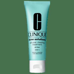 Clinique Anti-Blemish Solutions Clearing Moisturizer - Hidratante Facial 50ml