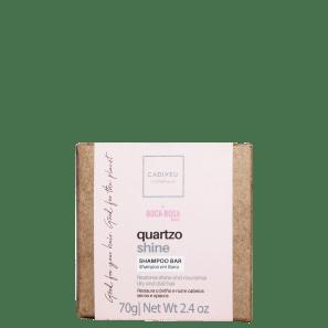Cadiveu Essentials Quartzo Shine - Shampoo em Barra