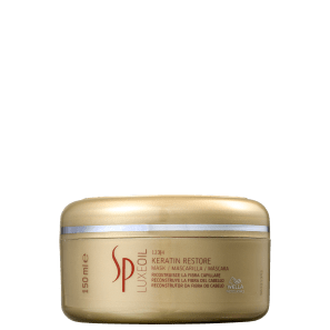 SP System Luxe Oil Keratin Restore - Máscara Capilar
