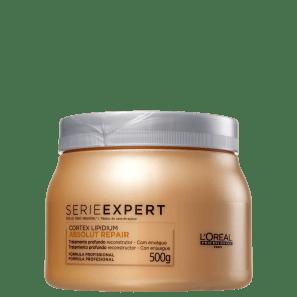 L'Oréal Professionnel Expert Absolut Repair Cortex Lipidium - Máscara de Reconstrução 500g
