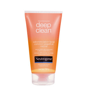 Neutrogena Deep Clean Grapefruit - Sabonete Líquido Facial 150g