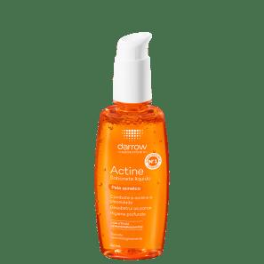 Darrow Actine Pele Acneica - Sabonete Líquido Facial 140ml