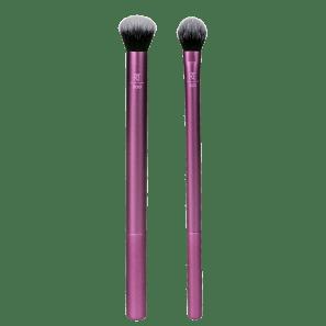 Kit Real Techniques Eye Shade + Blend (2 produtos)