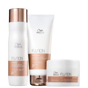 Kit Wella Professionals Fusion Trio
