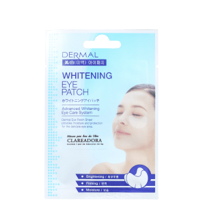 Dermal Whitening Eye Patch - Máscara Clareadora (1 par)