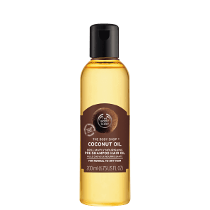 The Body Shop Coconut - Óleo Pré-Shampoo 200ml