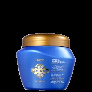 Amend Gold Black Nutritivo - Máscara Capilar 350g