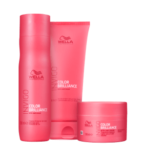 Kit Wella Professionals Invigo Color Brilliance Trio
