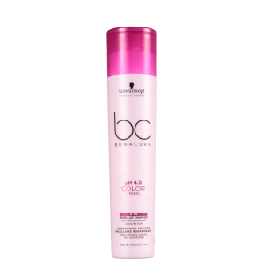Schwarzkopf Professional BC Bonacure pH 4.5 Color Freeze Micellar Rich - Shampoo 250ml