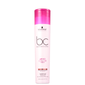 Schwarzkopf Professional BC Bonacure pH 4.5 Color Freeze Micellar Vibrant Red - Shampoo 250ml