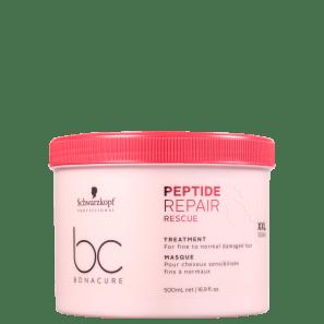 Schwarzkopf BC Bonacure Peptide Repair Rescue Treatment - Máscara Capilar