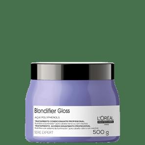 L'Oréal Professionnel Serie Expert Blondifier - Máscara Capilar 500ml