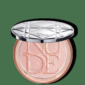 Dior Diorskin Nude Luminizer 02 Pink Glow - Pó Iluminador 7g