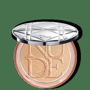 Dior Diorskin Nude Luminizer 03 Golden Glow - Pó Iluminador 7g