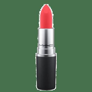 M·A·C Powder Kiss Mandarin O - Batom Matte 3g