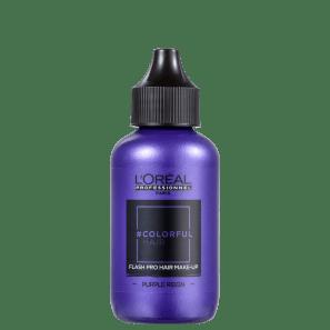 L'Oréal Professionnel Colorful Hair Flash Purple Reign - Tonalizante Temporário 60ml