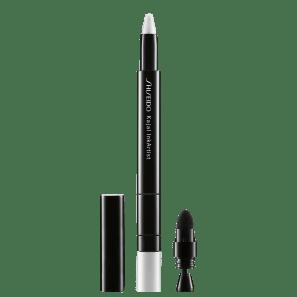 Shiseido Kajal InkArtist 10 Kabuki White - Lápis de Olho
