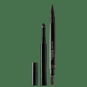 Shiseido Brow InkTrio 04 Ebony - Lápis para Sobrancelha 0,06g