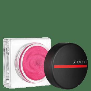 Shiseido Minimalist WhippedPowder  - Blush em Mousse