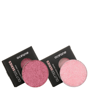 Kit Océane Glitter Marsala Pink (2 Unidades)