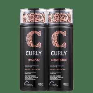 Kit Truss Curly Duo (2 Produtos)