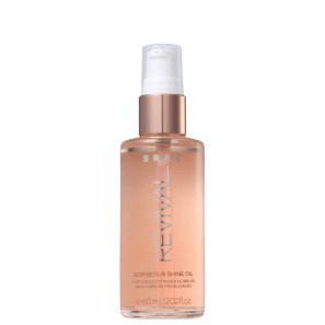 BRAÉ Revival Gorgeous Shine - Óleo Capilar 60ml