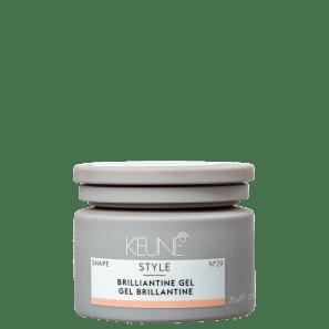 Keune Style Brilliantine - Gel Fixador 75ml