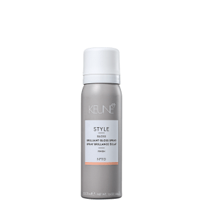 Keune Style Brilliant Gloss - Spray de Brilho 75ml