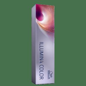 Wella Professionals Illumina Color 5/81 Castanho Claro Perola Acinzentado - Coloração 60ml